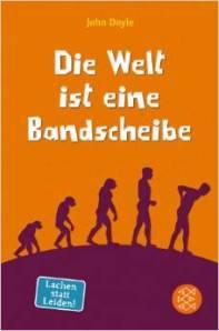 """""""Die Welt ist eine Bandscheibe"""" von John Doyle Quelle: amazon.de"""