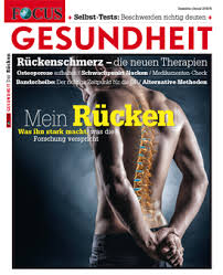 Quelle: FOCUS Gesundheit, Dezember/Januar 2014/15